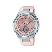 Đồng hồ nữ dây nhựa Casio Baby-G chính hãng MSG-S200-4ADR