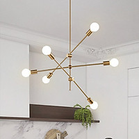 Đèn Trần - Đèn Trang Trí  - Đèn Chùm DH0011 Phòng Khách, Phòng Ăn, Phòng Làm Việc (92 x 107,5cm)