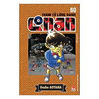Thám Tử Lừng Danh Conan - Tập 60 (Tái Bản 2019)