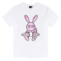 Áo Thun Unisex Bad Rabbit Draw C 100% Cotton - Local Brand Chính Hãng