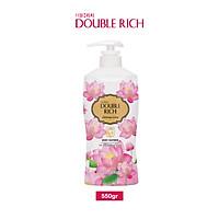 Sữa tắm Double Rich hương hoa chiết xuất từ thiên nhiên 550ml
