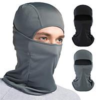 khăn trùm đầu chống tia uv , khăn trùm đầu vải cao cấp mát lạnh .