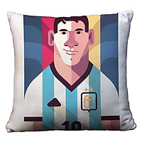 Gối Vuông Messi GVST143 (36 x 36 cm)