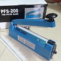 Máy hàn miệng túi dập tay PFS 200 vỏ nhựa