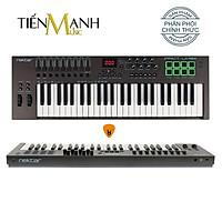 Nektar LX49+ Midi Keyboard Controller 61 Phím Cảm ứng lực Bàn phím sáng tác - Sản xuất âm nhạc Producer LX49 Hàng Chính Hãng - Kèm Móng Gẩy DreamMaker