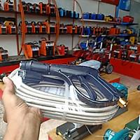 bộ dây vòi phun xịt dài 15 mét cao cấp awa. răng trong 22 chuyên dụng cho máy rửa xe động cơ từ