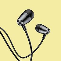 Tai nghe có dây nhét tai - RE101S - Robot - Hàng  Chính Hãng