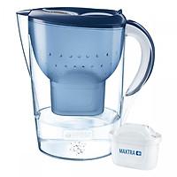 Bình lọc nước BRITA Marella water XL filter 3.5 lít kèm 1 lõi lọc - Hàng nhập khẩu