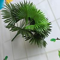 Cây nhựa PVC - Cây cọ nhỏ trang trí