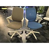 Ghế văn phòng/ ghế giám đốc bọc vải, lưới cao cấp, chân xoay 360 độ, mã sản phẩm FWA0-028, FWA0-029
