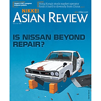 Nikkei Asian Review:  Is Nissan Beyond Repair? - 41.19