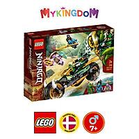 Đồ Chơi Lắp Ráp LEGO NINJAGO Xe Địa Hình Rừng Xanh Của Lloyd 71745 Cho Bé Trên 7 Tuổi