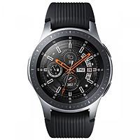 Đồng hồ thông minh Samsung Galaxy Watch 46mm Sliver Bluetooth - Hàng nhập khẩu