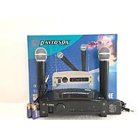 """Micro amply """"DAVIDSON V2902"""" karaoke cao cấp – HÀNG VIP - SẢN PHẨM CHÍNH HÃNG"""