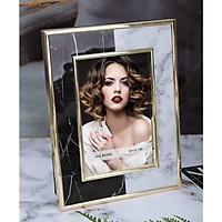 Set khung ảnh trang trí Marble B&W