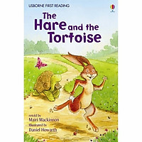 Usborne First Reading Level One: The Hare and the Tortoise