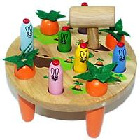 Búa Đập Thỏ Mk - Đồ chơi gỗ