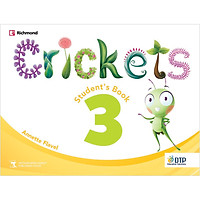 Crickets 3 (Student's Book)