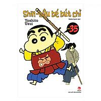 Shin - Cậu Bé Bút Chì Tập 35 (Tái Bản 2019)