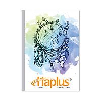 Lốc Vở kẻ ngang Haplus - Souvenir (80, 120, 200 trang) (Giao hình ngẫu nhiên)