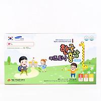 Hộp 30 túi Nước Hồng Sâm Hàn Quốc dành cho trẻ em - Nhập khẩu Hàn Quốc