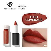 Son Kem Lì Perfect Diary Glamour Select Velvet Liquid Mini 4 Màu Sắc Tùy Chọn 1.5g