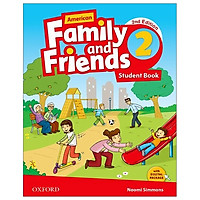 American Family And Friends: Level Two: Student Book 2nd Edition