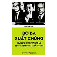 Bộ Ba Xuất Chúng Hàn Quốc (Tái Bản) (Tặng kèm Tickbook)