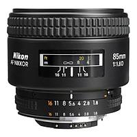 Ống Kính Nikon AF 85mm f1.8D - Hàng Chính Hãng