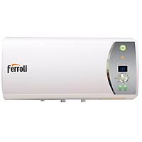 Bình nước nóng Ferroli Verdi SE15L, 3 công suất, thanh đốt tráng bạc, hiển thị nhiệt độ, 2500W - Hàng chính hãng
