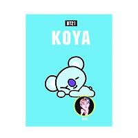 Sổ nhỏ BT21 - Koya