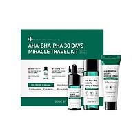 Bộ Kit 3 Món Du Lịch Some By Mi AHA-BHA-PHA 30 Days Miracle Travel Kit