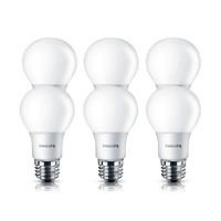 Combo 6 Bóng đèn Philips Ledbulb 5W 6500K E27 230V A60 6C-929001304637 - Ánh Sáng Trắng