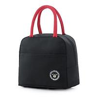 Túi đựng hộp cơm giữ nhiệt cao cấp vải Oxford Classic