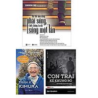 Bộ sách về những nhân vật truyền cảm hứng: Quả Táo Thần Kỳ Của Kimura - Dù Thế Nào Cũng Phải Sống Bởi Chúng Ta Chỉ Sống Một Lần - TedBooks Con Trai Kẻ Khủng Bố