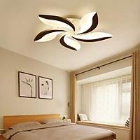 Đèn mâm led 5 cánh Acrylic 3 chế độ ánh sáng điều khiển từ xa