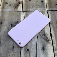 Ốp lưng dẻo mỏng dành cho iPhone 6 Plus / iPhone 6s Plus - Màu hồng