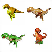 """Aluminum Film Dinosaur Balloon Party Theme Decoration For Children's Birthday Party Decoration Toy Gift"""""""