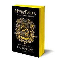 Harry Potter And The Chamber Of Secrets – Hufflepuff Edition (Paperback) + Quà Tặng