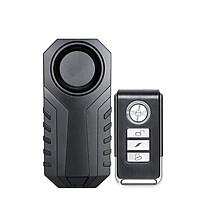 Bộ thiết bị báo động chống trộm cảm biến rung có ĐKTX bảo vệ nhà cửa cao cấp SF22R ( Tặng kèm pin )