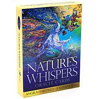 Bộ Tarot Nature's Whispers Oracle Bài Bói New