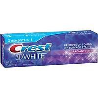 Kem đánh răng làm trắng Crest 3D White Luxe Glamorous White Toothpaste 99g
