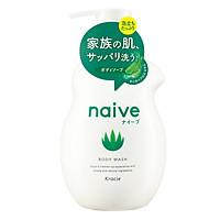 Sữa Tắm Lô Hội Naïve (530ml)