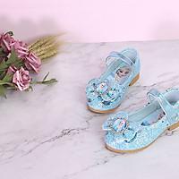 Giày công chúa elsa bé gái