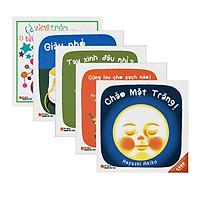 Combo Ehon Nhật Bản Dành Cho Trẻ Từ 0 - 3 Tuổi (Bộ 5 cuốn) - Tái Bản