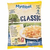 [Chỉ Giao HCM] Khoai tây đông lạnh cắt thẳng Mydibel - túi 1kg