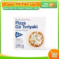 [Chỉ giao HCM] - 4P's Original Pizza Gà Teriyaki (size 18-20cm) - được bán bởi TikiNGON - Giao nhanh 3H