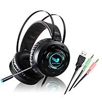 Tai nghe Gaming FUHLER FH162 LED 5.1 - Hãng phân phối chính thức
