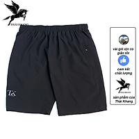 Quần đùi nam vải gió siêu nhẹ thể thao co giãn tốt loại quần đùi mặc nhà thể thao đi chơi điều được QDG