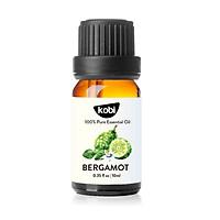 Tinh dầu Cam Hương Kobi Bergamot essential oil giúp thư giãn, giảm trầm cảm, giảm đau hiệu quả